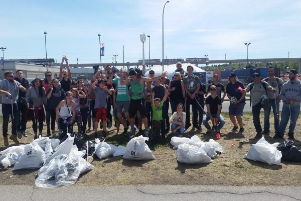 River Pathway Cleanup