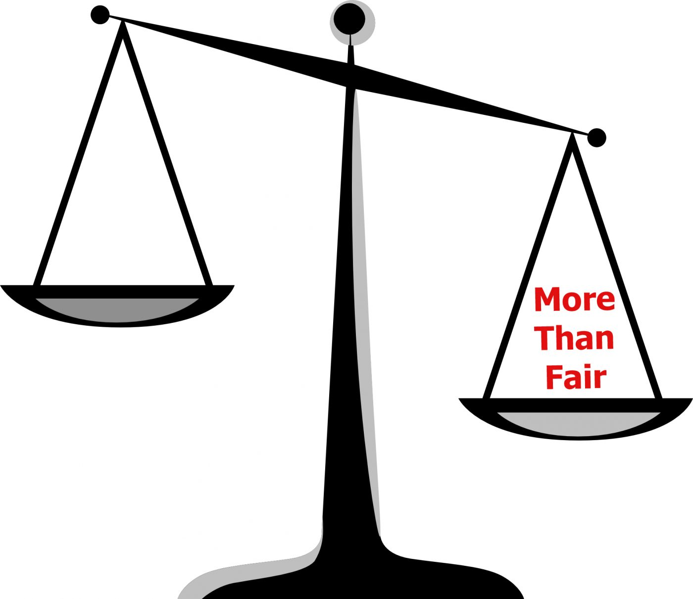More than Fair