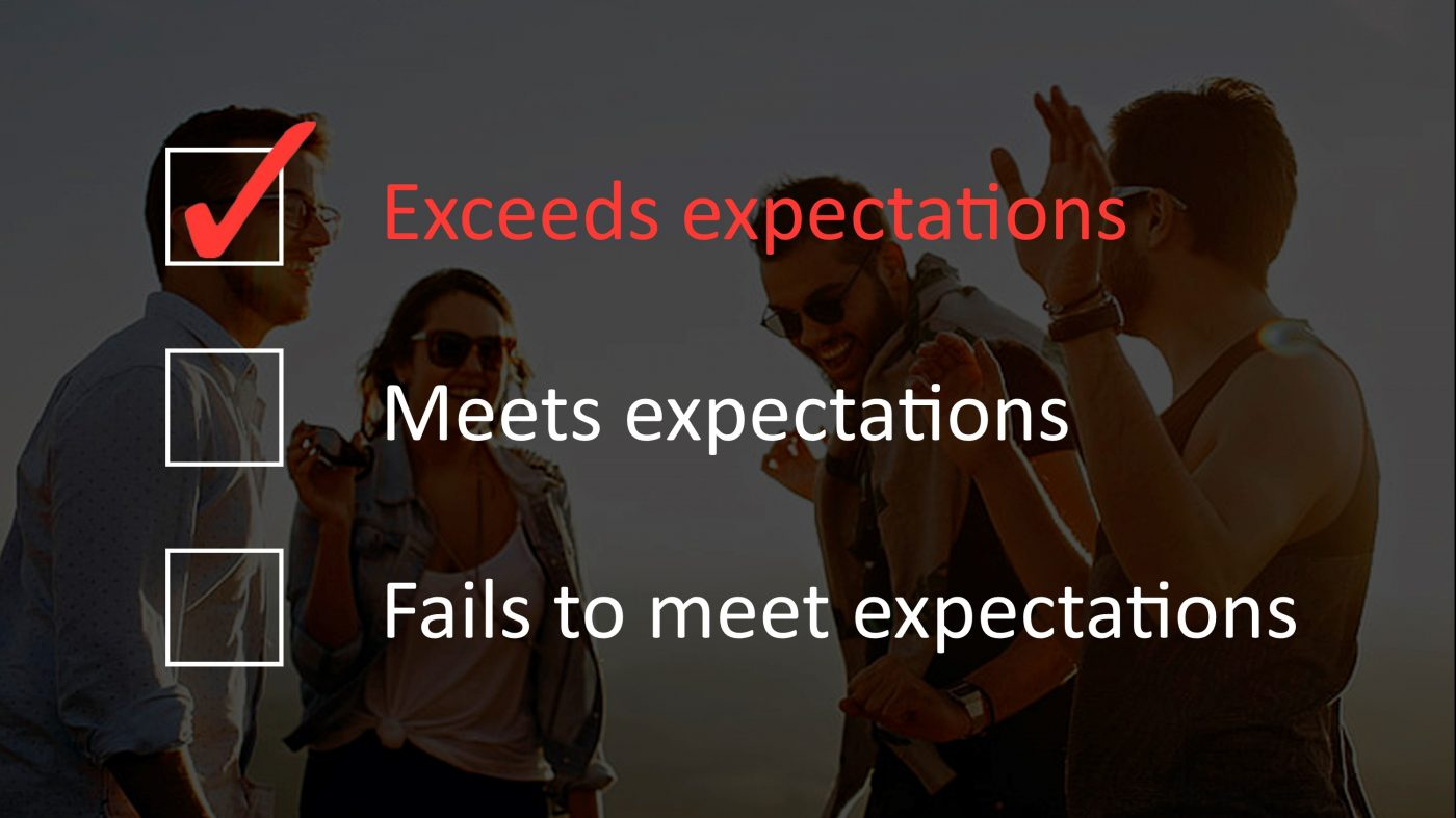 Expectations that can Kill