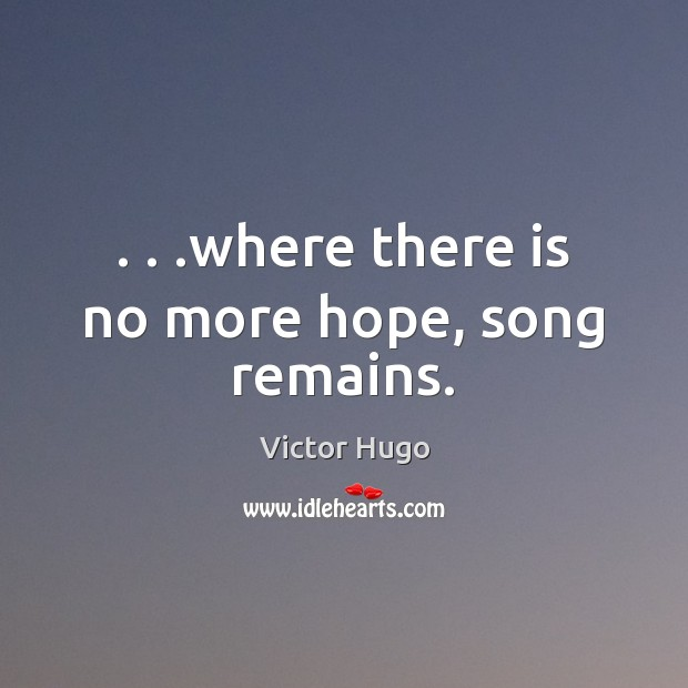Songs of Hope AND…